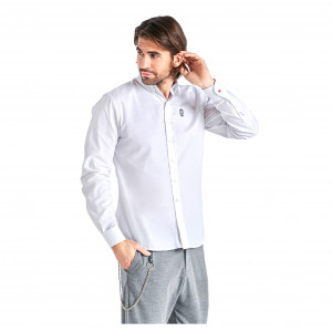 Skjorta Gyeon Shirt, Vit
