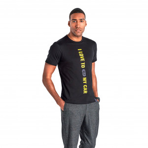T-Shirt Gyeon T-Shirt, Svart