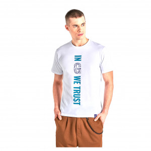 T-Shirt Gyeon T-Shirt, Vit