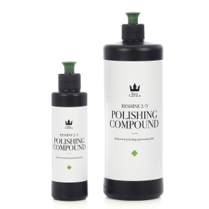 Polermedel King Carthur Reshine Polish (2/3), Rubbing / Polishing (1 steg)