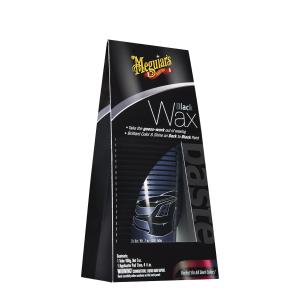 Autovaha Meguiars Black Wax, 207 ml