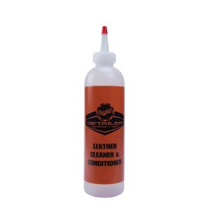 Annostelupullo Meguiars Leather Cleaner & Conditioner, 355 ml