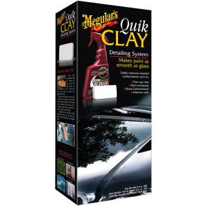 Rengöringslerapaket Meguiars Quik Clay Detailing Starter Kit