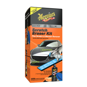 Naarmunpoistosarja Meguiars Quik Scratch Eraser Kit