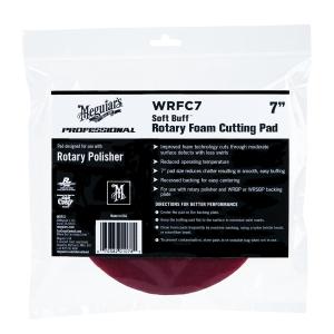 Vaahtomuovilaikka Meguiars Soft Buff Rotary Cutting Disc 7