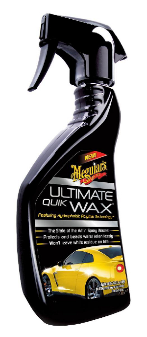 Snabbvax Meguiars Ultimate Quik Wax, 450 ml