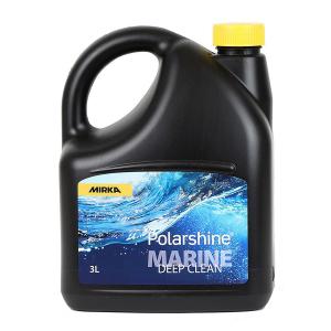 Vesirajan puhdistusaine Mirka Polarshine Marine Deep Clean