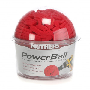 Poleringsball Mothers Powerball 140 mm (polish)