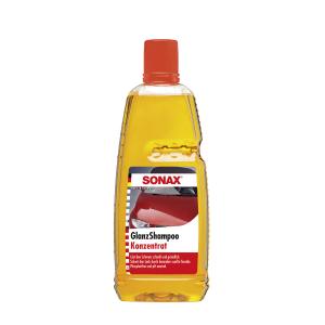 Autoshampoo SONAX Kiiltoshampoo Tiiviste, 1000 ml