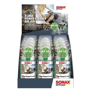 Ilmanraikastin SONAX Klima PowerCleaner AirAid, 100 ml