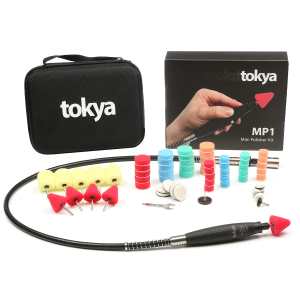Lisävarustesetti / kiillotustyökalu Tokya MP1