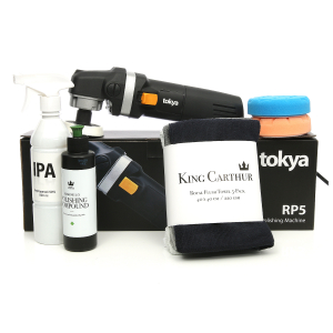 Poleringspaket Tokya RP5 All in One BASIC - Roterande