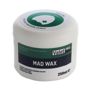 Bilvax ValetPRO Mad Wax