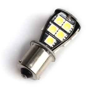 LED-polttimo Purelux BA15S (P21W) 18 LED, 324 lm (2 kpl)