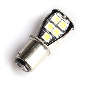 BAY15D lampa (P21/5W) 18 LED, 324 lm (2 st)