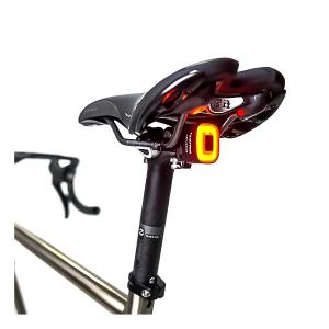 Pyörän takavalo CubeLite II Premium, 80 lm