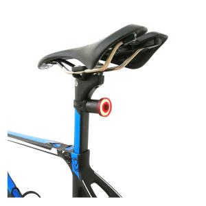 Cykellampa Röd XLite Pro, 50 lm