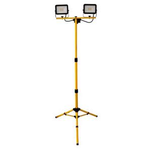 LED-työmaavalaisin, 230V, 2 x 20W