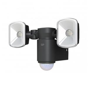 Utendørsbelysning GP Safeguard RF2.1, 120 lm