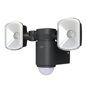 Utomhusbelysning GP Safeguard RF2.1, 120 lm