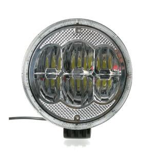 LED-Extraljus Purelux Road 760 - Runda / 18 cm / 60W