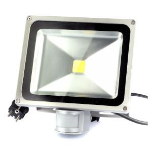 Gårdsbelysning 230V LED 30W, Brightsolar