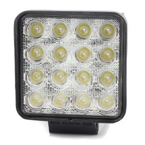 LED-arbeidslys Purelux Terrain 48W, Smal