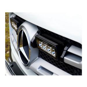 Lisävalosarja Lazer ST4 Evolution, Mercedes-Benz X-Class 2017+