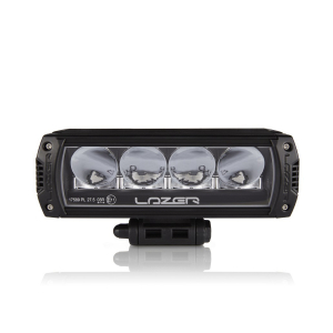 LED-Ljusramp Lazer Triple-R 750 - Rak / 22 cm / 40W