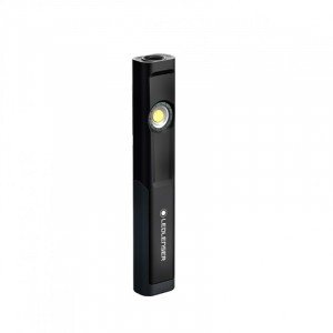 Laddbar LED-arbetslampa LED Lenser iW4R, 150 lm