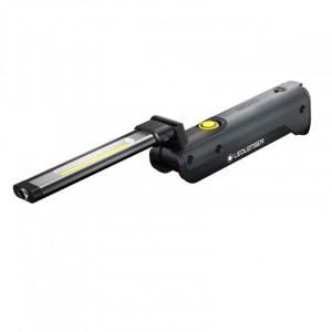 Laddbar arbetslampa LED Lenser iW5R Flex, 600 lm