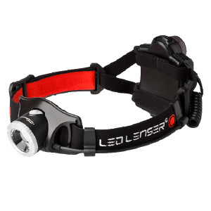Pannlampa LED Lenser H7.2, 200 lm