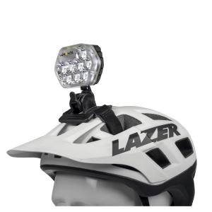 Cykelhjälmslampa LUMONITE® Leader, 5581 lm