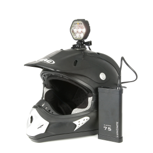 Enduro ajovalo-/kypärävalosetti LUMONITE Navigator2 (DX3500)