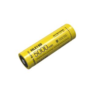 21700-batteri Nitecore, 5000 mAh