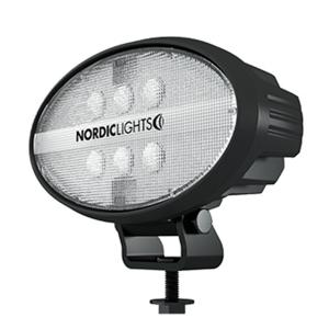 LED-arbeidslys Nordic Antares GO 625, 39W, Bred