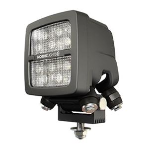 LED-arbeidslys Nordic Scorpius N4409 QD, 40W, Bred