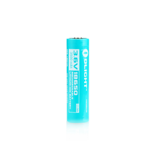 Custom 18650 HDC-batteri, Olight, 3500 mAh
