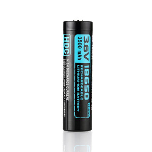 18650 HDC Li-ion batteri Olight, 3500 mAh