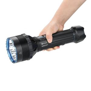 Sökljus Olight X9R, 25000 lm - Komplett paket