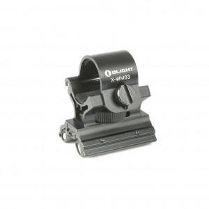Asekiinnike magneetilla, Olight X-WM03
