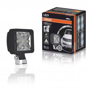 LED-arbetsbelysning Osram MX85-WD 20W, Bred