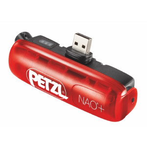 Petzl batteri NAO+ reservebatteri, 2,6 Ah