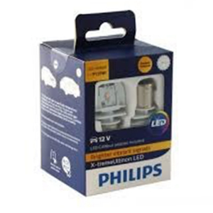LED-pære Philips BAU15s (PY21), X-tremeUltinon +200%