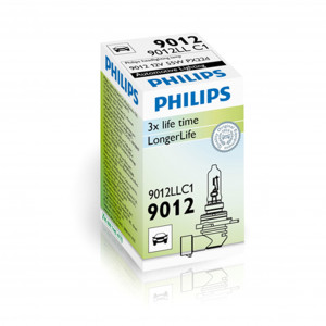 Halogenpære Philips LongLife, 55W, HIR 2