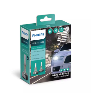 LED-ajovalopolttimot PHILIPS Ultinon Pro5000 HL +160%, H3