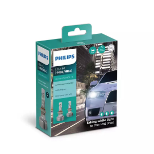 LED-konvertering PHILIPS Ultinon Pro5000 HL +160%, HB3/HB4
