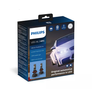 LED-ajovalopolttimot PHILIPS Ultinon Pro9000 HL +250%, H11