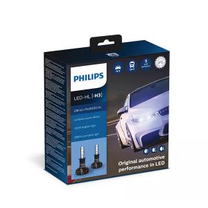 LED-konvertering PHILIPS Ultinon Pro9000 HL +250%, H3