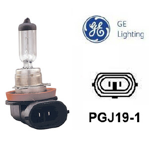 Halogeenipolttimo General Electric H8, 12V / 35W